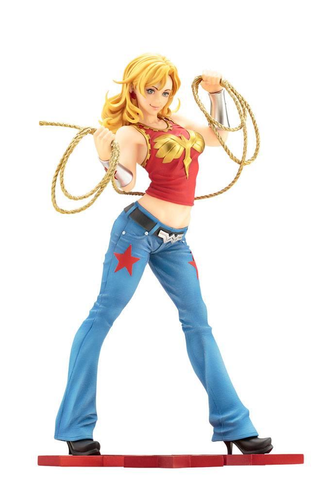 DC Comics Bishoujo PVC Statue 1/7 Wonder Girl 22 cm