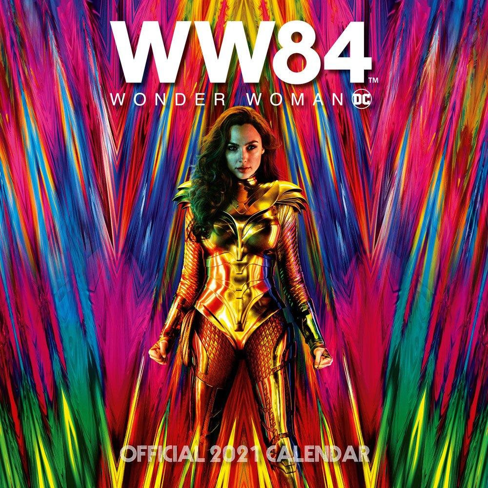 Wonder Woman 1984 Calendar 2021 *English Version*