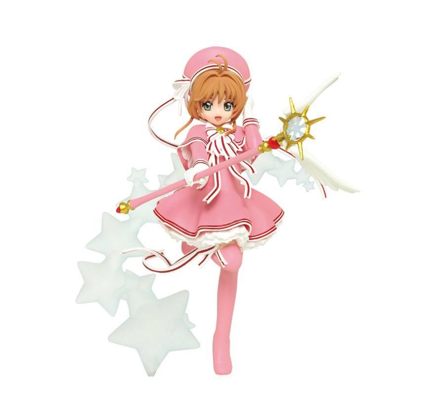 Cardcaptor Sakura Clear Card PVC Statue Sakura (Game-prize) 18 cm
