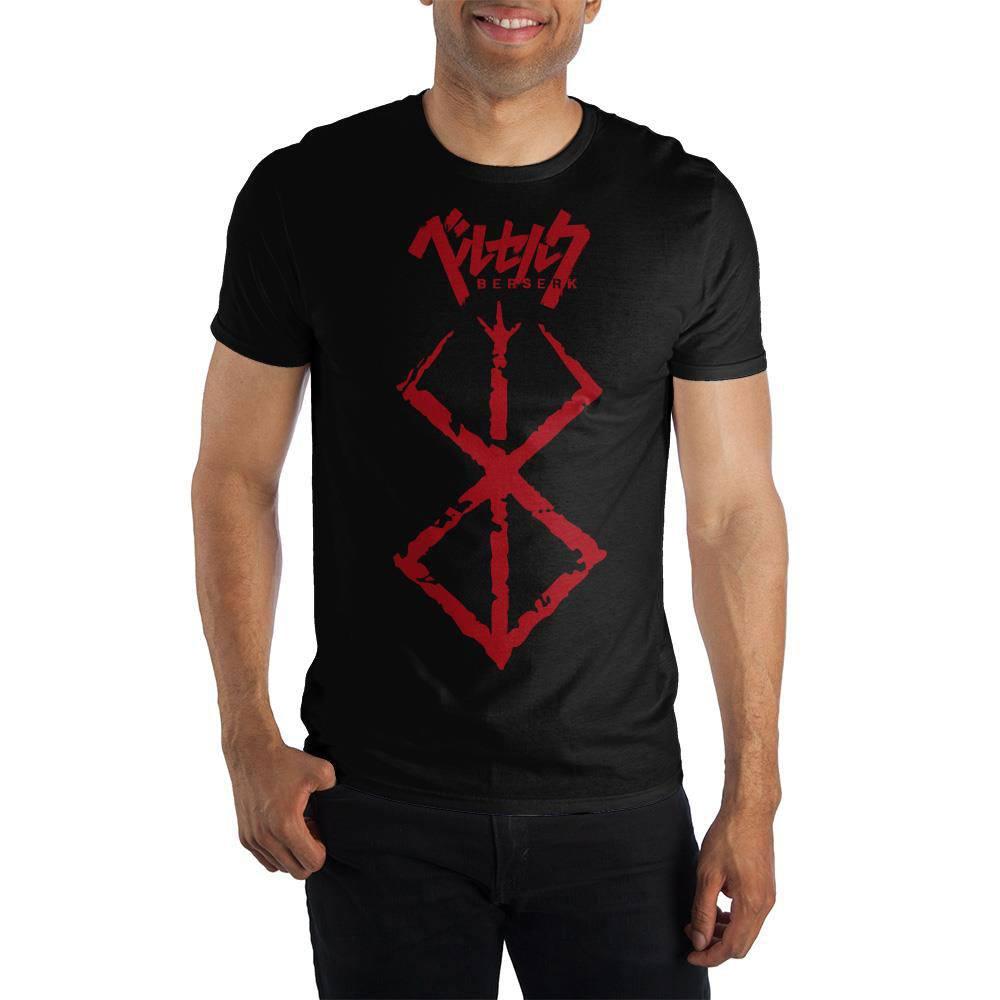 Berserk T-Shirt Logo Size L