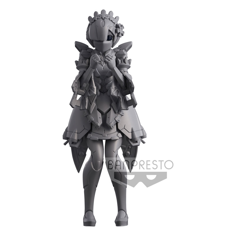 Re: Zero Starting Life in Another World Bijyoid PVC Statue Rem Ver. B 14 cm