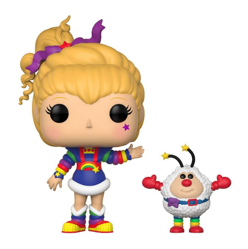 Rainbow Brite POP! Movies Vinyl Figure Rainbow Brite & Twink 9 cm