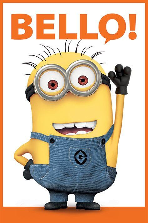 Despicable Me 2 Poster Pack Bello 61 x 91 cm (5)