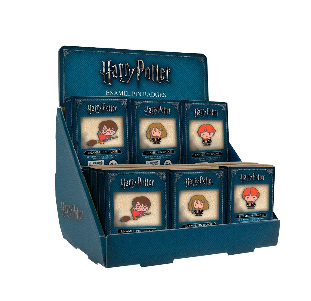 Harry Potter Metal Pin Display (18)