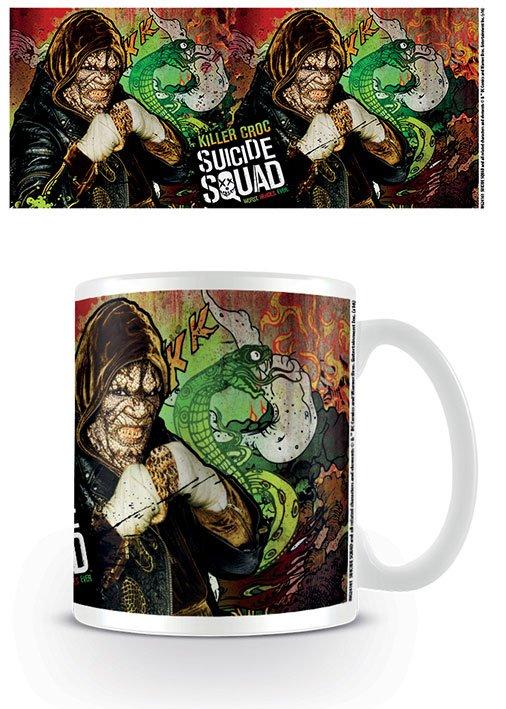 Suicide Squad Mug Killer Croc Crazy