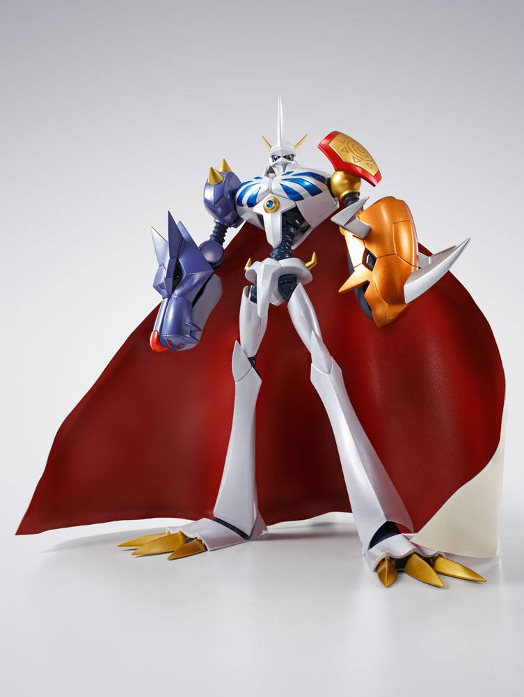 Digimon Adventure: Our War Game! S.H. Figuarts Action Figure Omegamon Premium Color Edition 16 cm