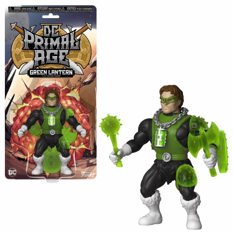 DC Primal Age Action Figure Green Lantern 13 cm