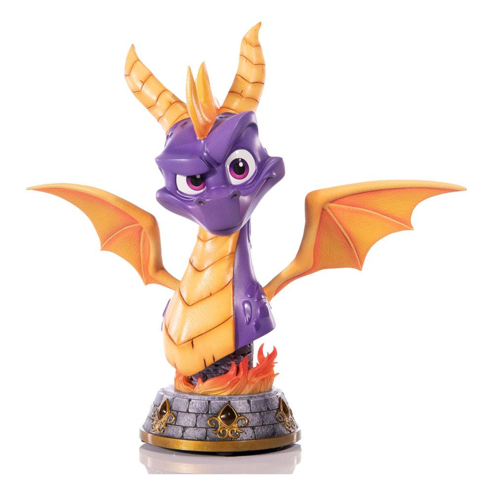 Spyro Reignited Trilogy Grand Scale Bust Spyro 38 cm