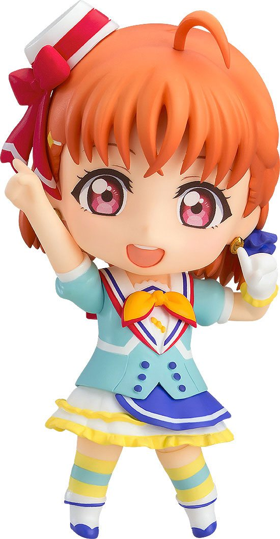 Love Live! Sunshine!! Nendoroid Action Figure Chika Takami 10 cm