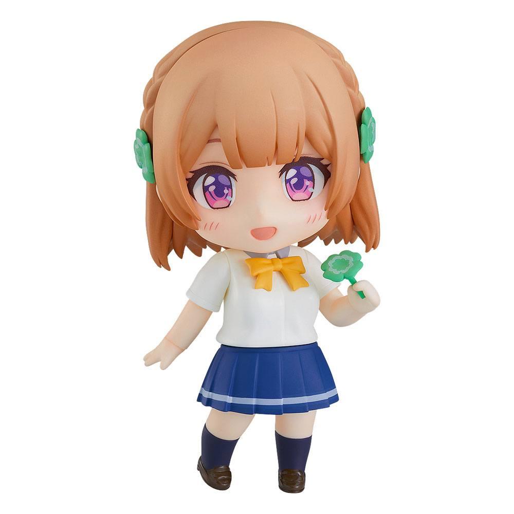 Osamake: Romcom Where The Childhood Friend Won't Lose Nendoroid Action Figure Kuroha Shida 10 cm