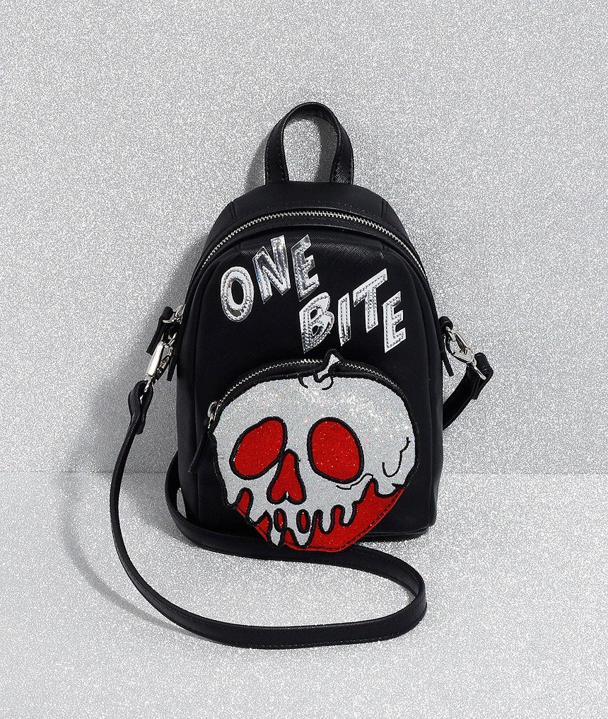 Disney by Danielle Nicole Crossbody One Bite (Snow White)
