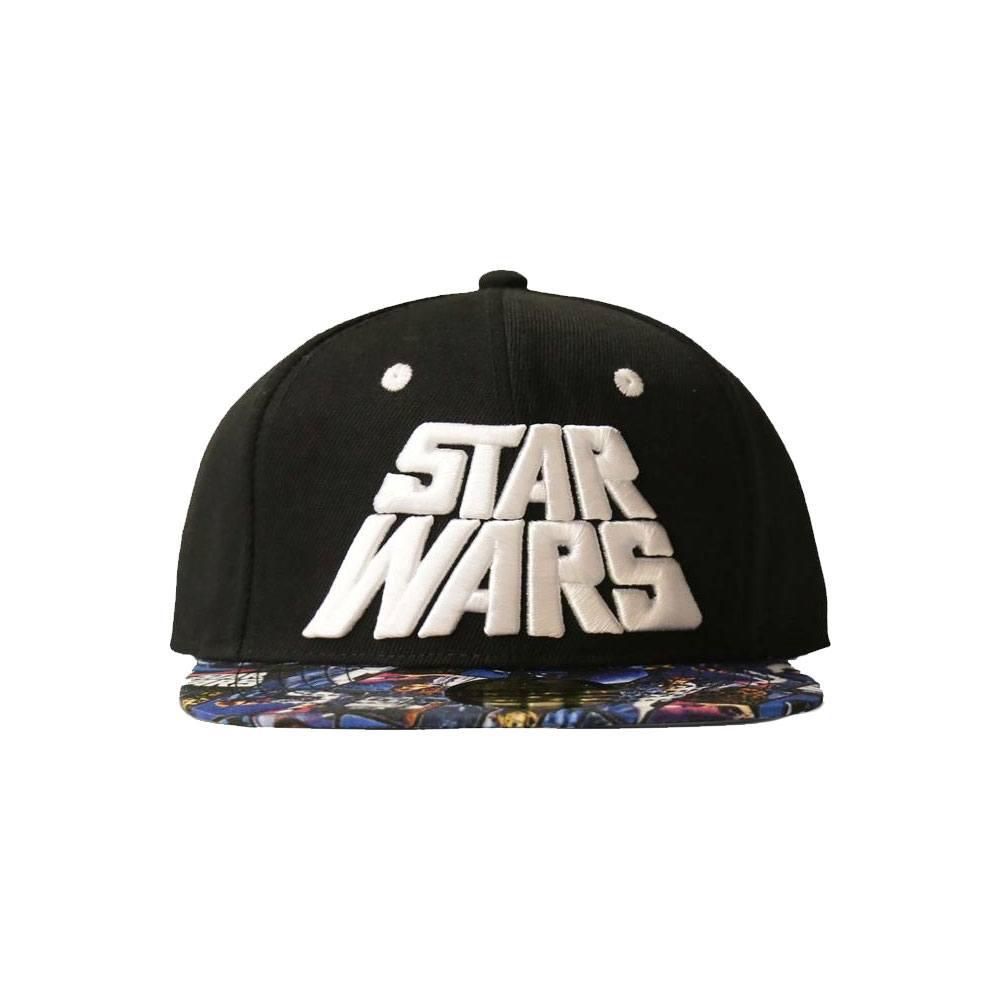 Star Wars Snapback Cap AOP Poster