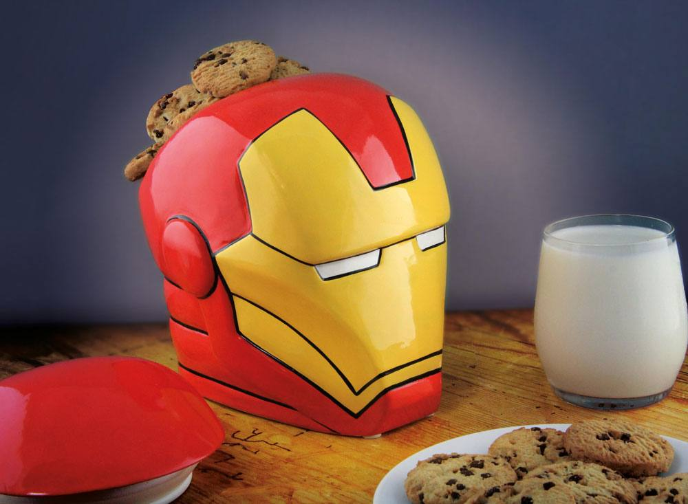 Marvel Comics Cookie Jar Iron Man