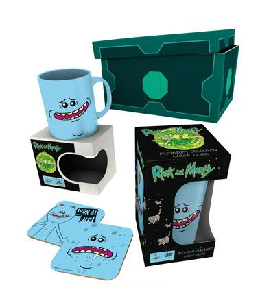 Rick and Morty Gift Box Meeseeks 2018