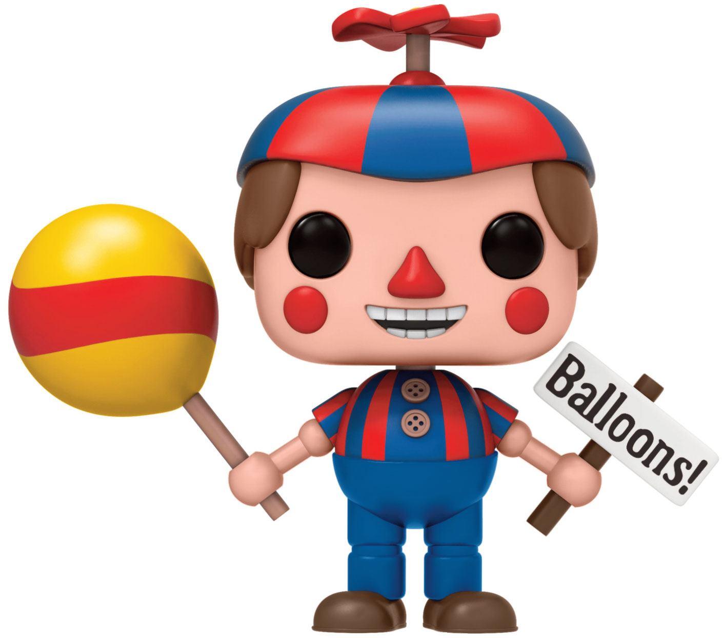 Five Nights at Freddy's POP! Games Vinyl Figure Balloon Boy 9 cm