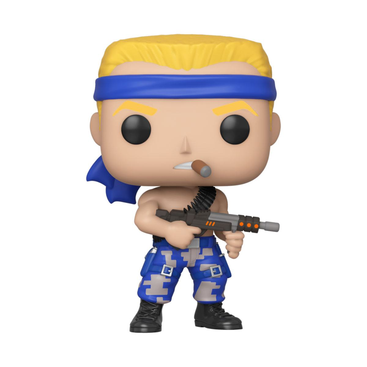 Contra POP! Games Vinyl Figure Bill 9 cm
