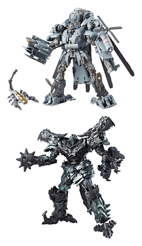 Transformers Studio Series Leader Class Action Figures 2018 Wave 1 Assortment (2)