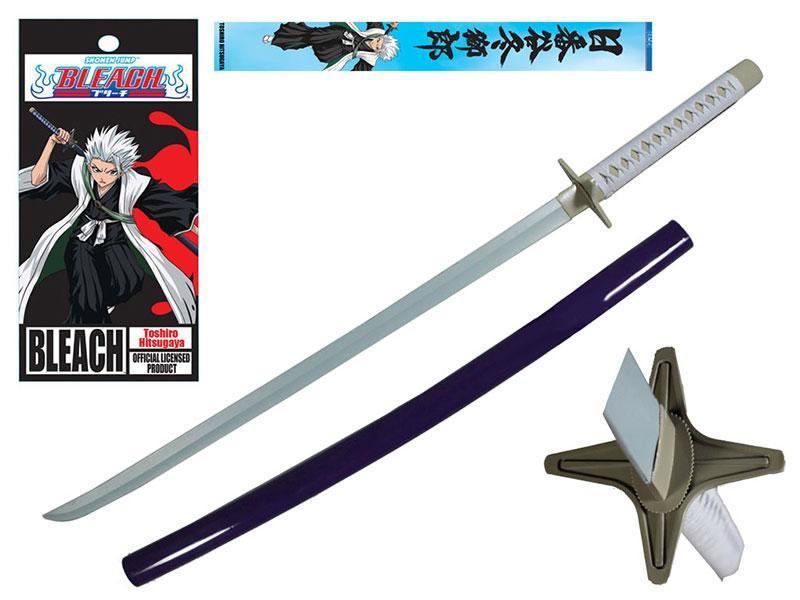 Bleach Foam Sword with Wooden Handle Toshiro Hitsugaya Hyorinmaru 99 cm