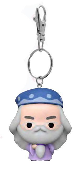 Harry Potter Chibi Mini Keychain Albus Dumbledore 5 cm