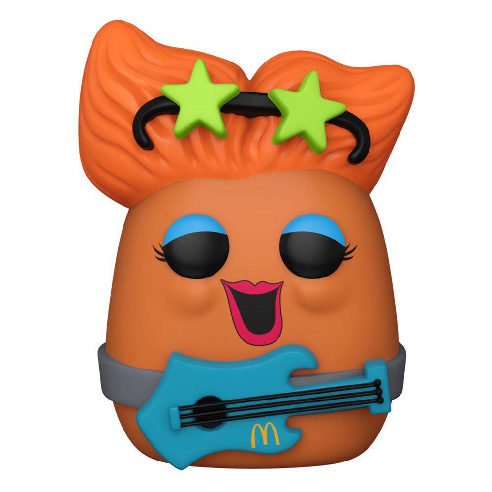 McDonald's POP! Ad Icons Vinyl Figure Rockstar Nugget 9 cm