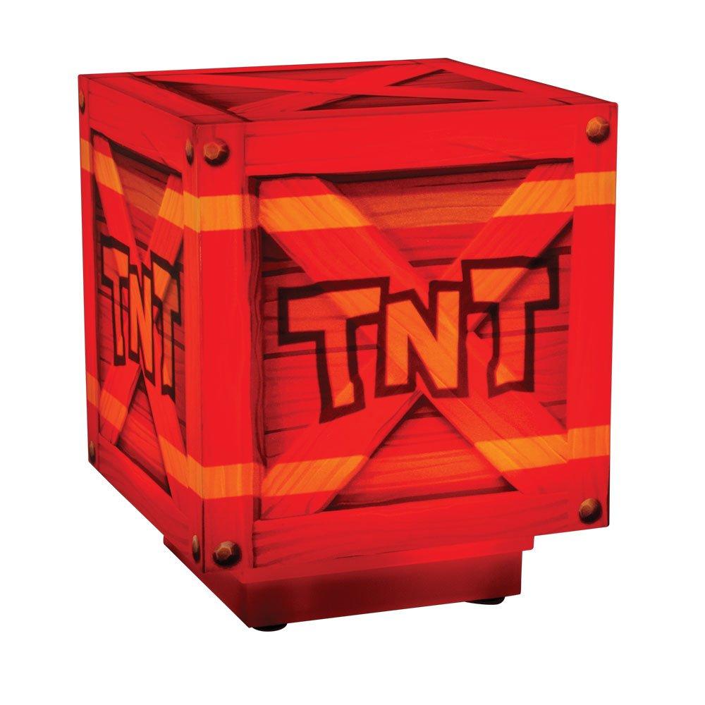 Crash Bandicoot 3D Light with sound TNT 10 cm