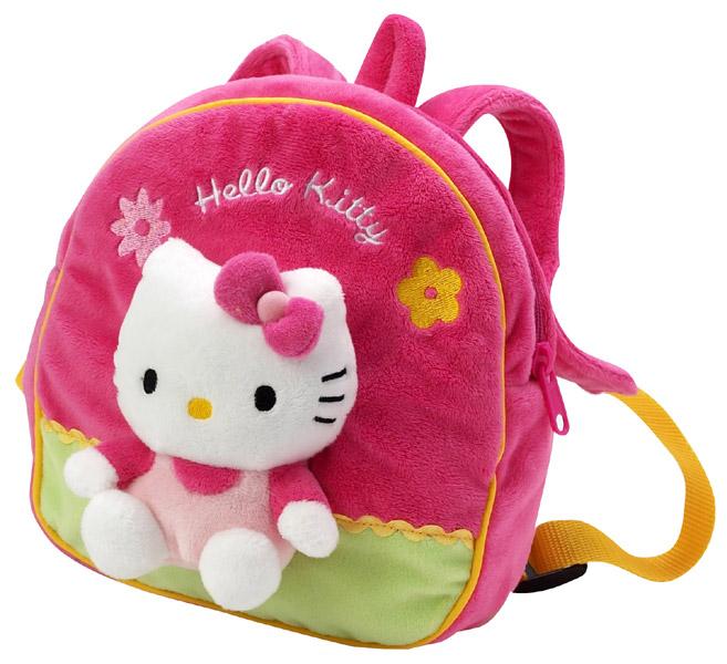 Своими руками hello kitty рюкзак