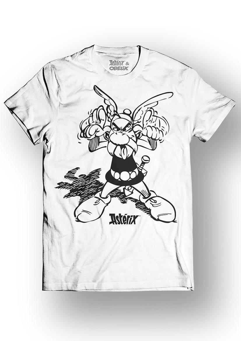 Asterix T-Shirt Grimace Size L