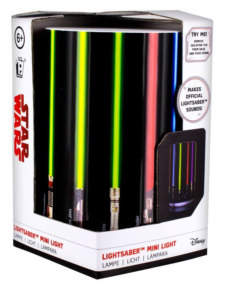 Star Wars Episode VIII Mini Light Lightsaber