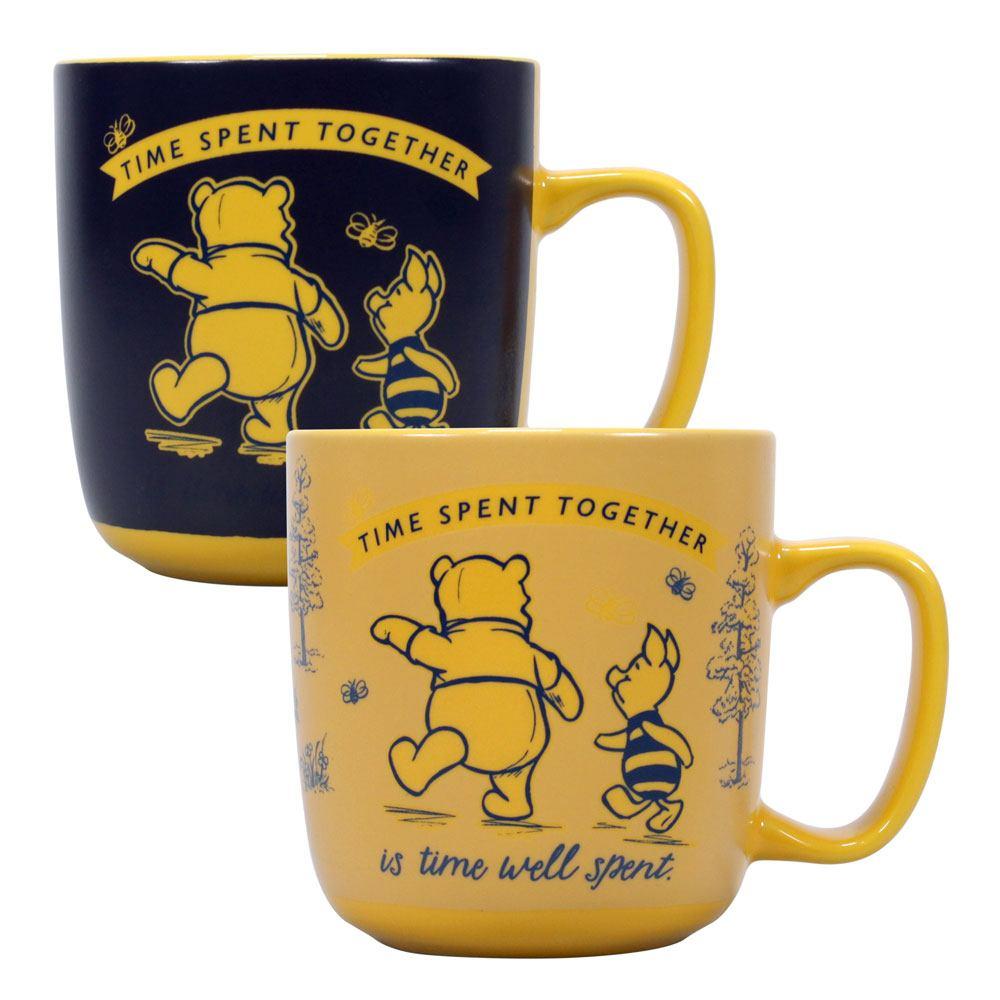 Winnie the Pooh Heat Change Mug Time