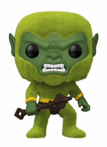 Masters of the Universe POP! Television Vinyl Figure Moss Man Flocked 9 cm