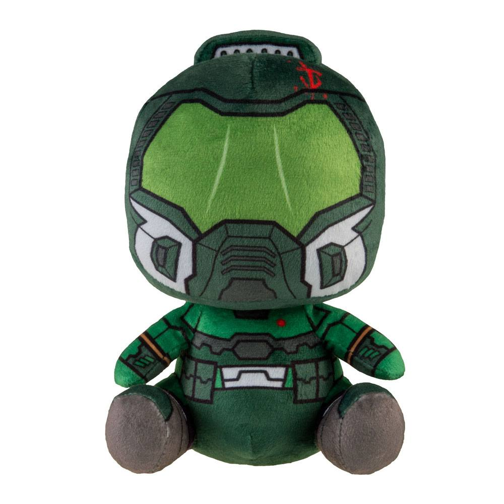 Doom Stubbins Plush Figure Doom Slayer 20 cm