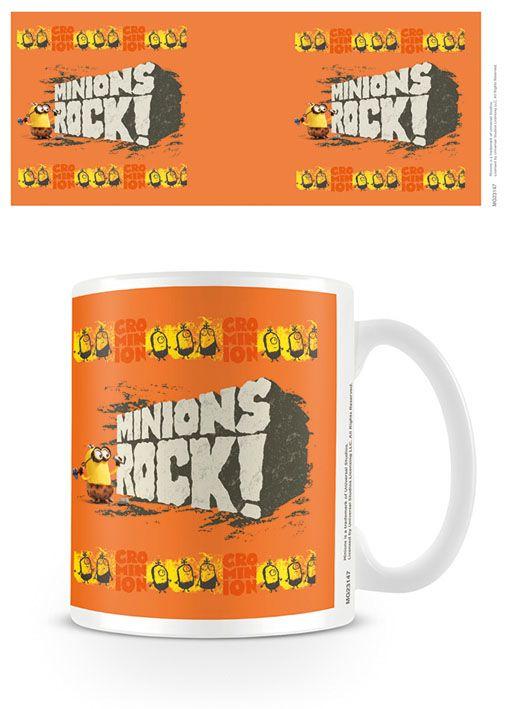 Minions Mug Rock