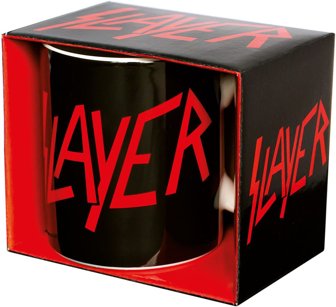Slayer Mug Logo