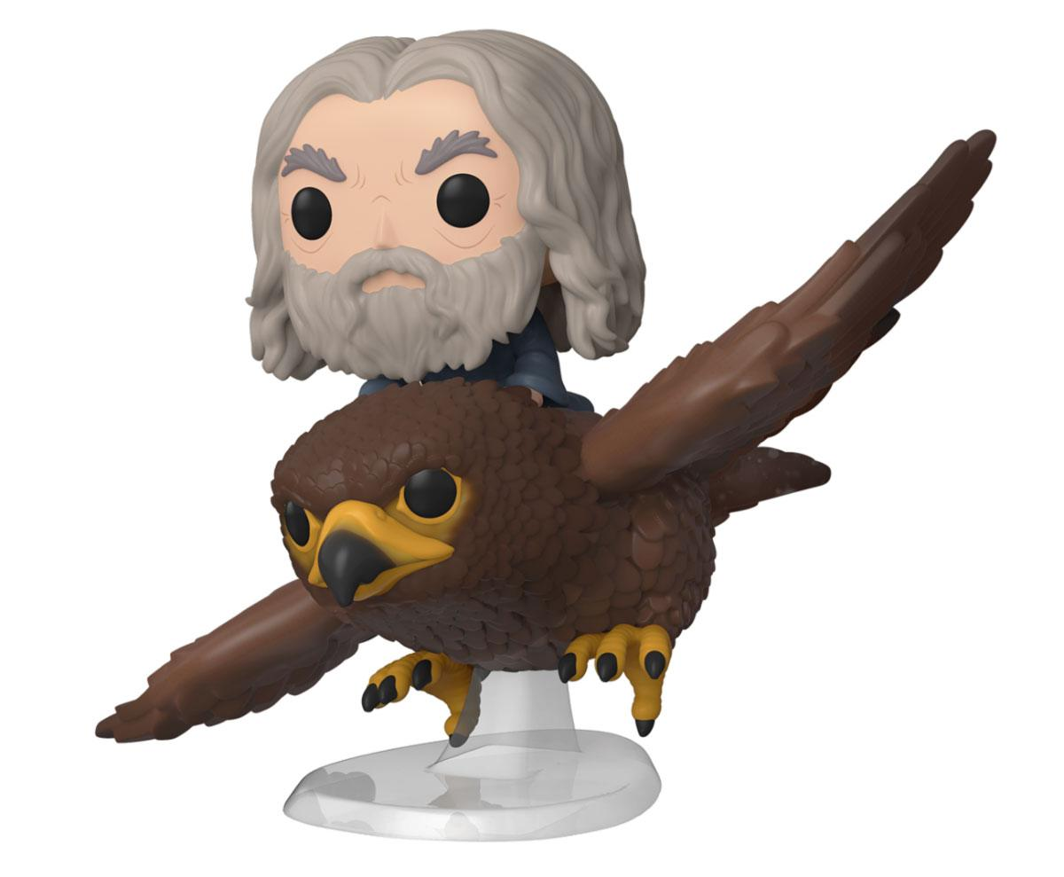Lord of the Rings POP! Rides Vinyl Figure Gwaihir & Gandalf 15 cm