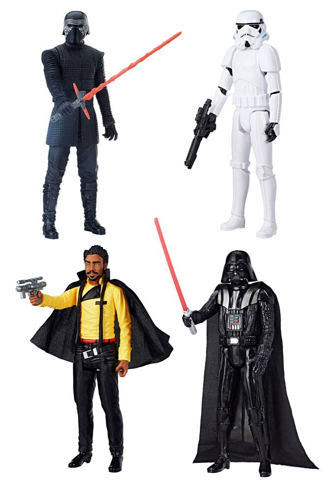 Star Wars Hero Series Action Figures 30 cm 2018 Wave 2 Assortment (8)