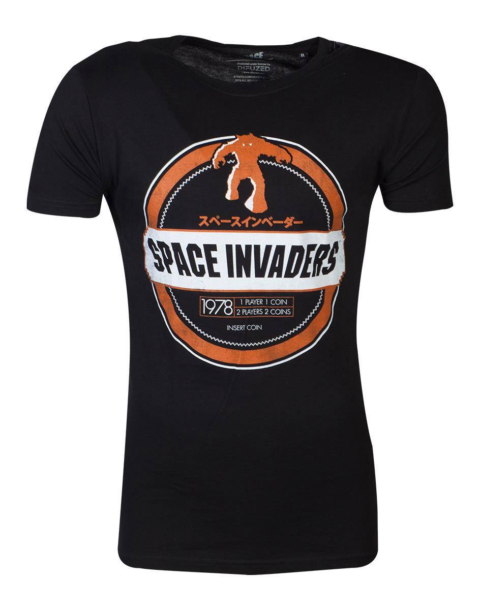 Space Invaders T-Shirt Monster Invader    Size XL