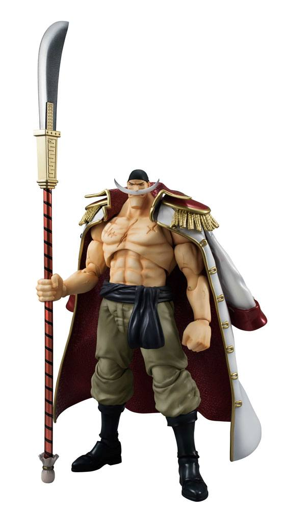 One Piece Variable Action Heroes Action Figure Whitebeard 24 cm