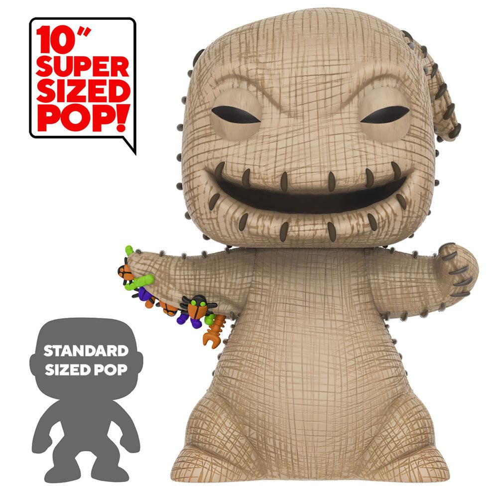 Nightmare before Christmas Super Sized POP! Vinyl Figure Oogie Boogie 25 cm