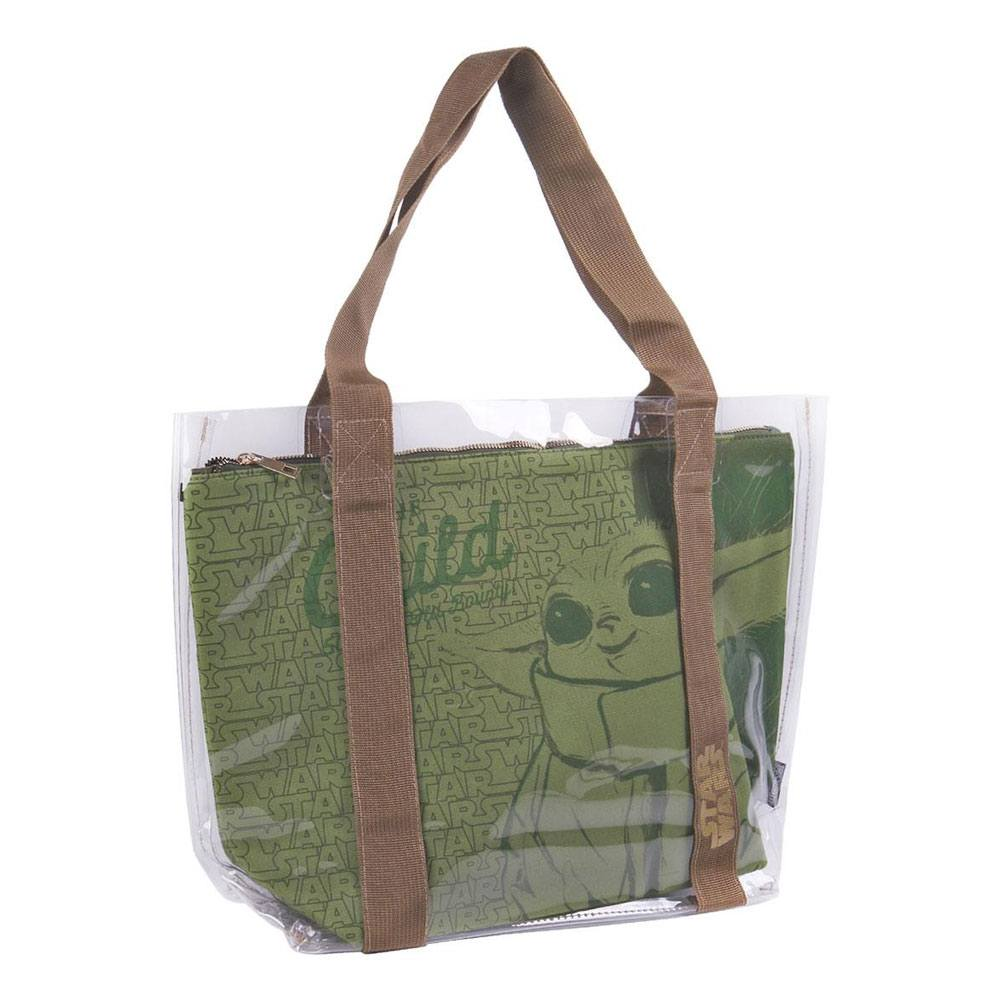 Cerdá Star Wars The Mandalorian Tote Bag The Child