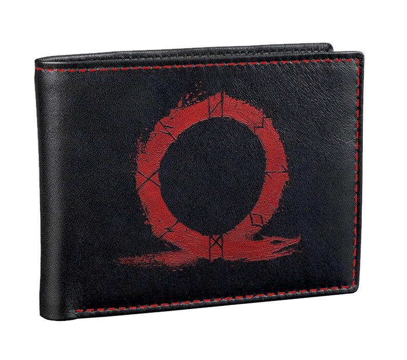 God of War Wallet Serpent Logo