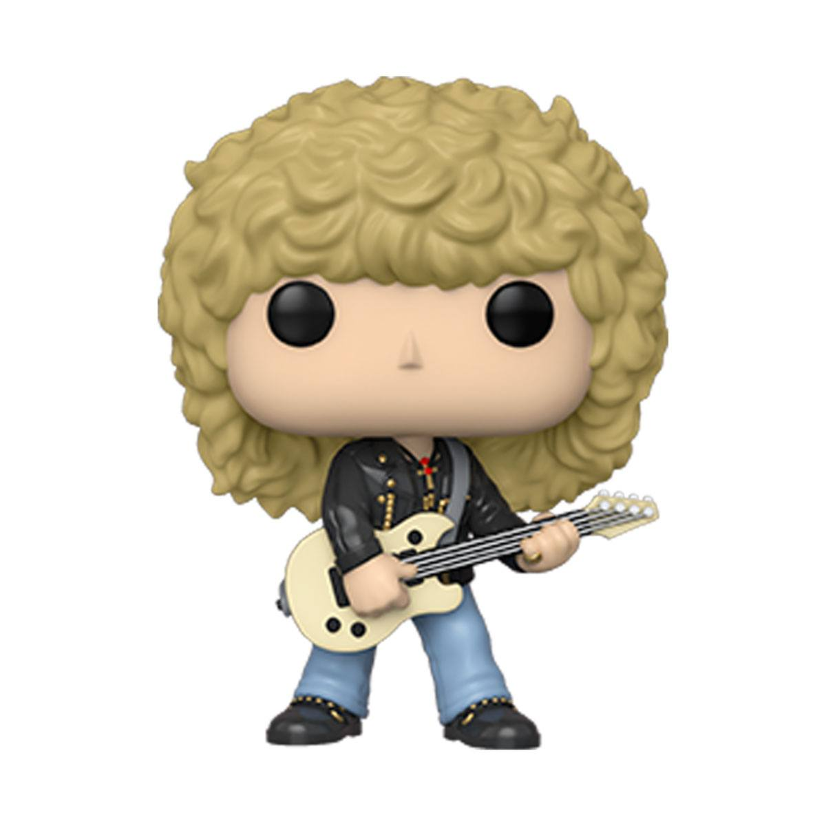 Def Leppard POP! Rocks Vinyl Figure Rick Savage 9 cm