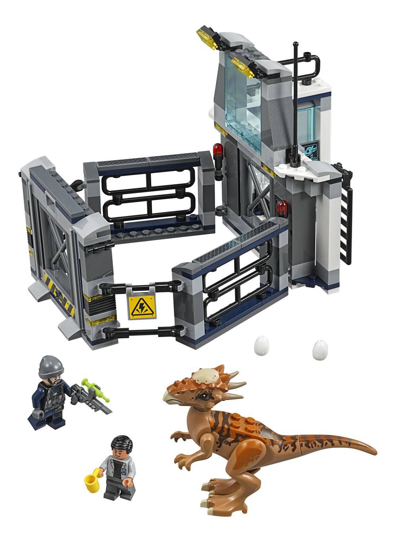 LEGO® Jurassic World™ - Stygimoloch Laboratory Breakout