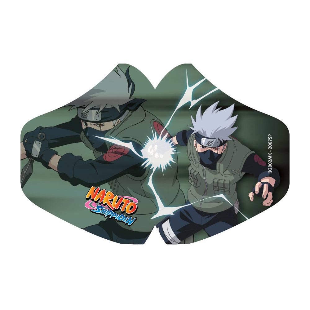 POPbuddies Naruto Face Mask Kakashi Hatake