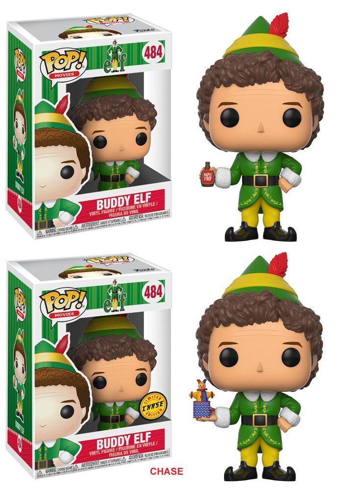 Elf POP! Movies Figures Buddy 9 cm Assortment (6)