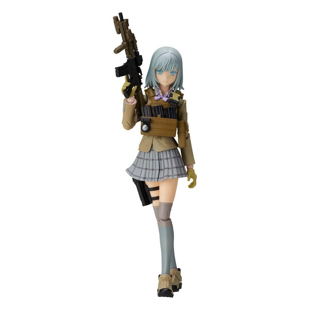 Little Armory Figma Action Figure Shiina Rikka 13 cm