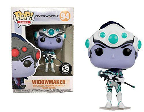 Overwatch POP! Vinyl Figure Widowmaker LC Exclusive 10 cm