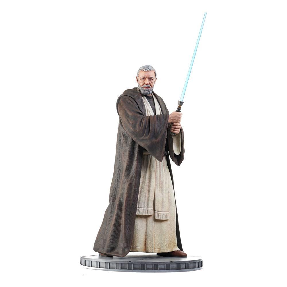 Star Wars Episode IV Milestones Statue 1/6 Obi-Wan Kenobi 30 cm