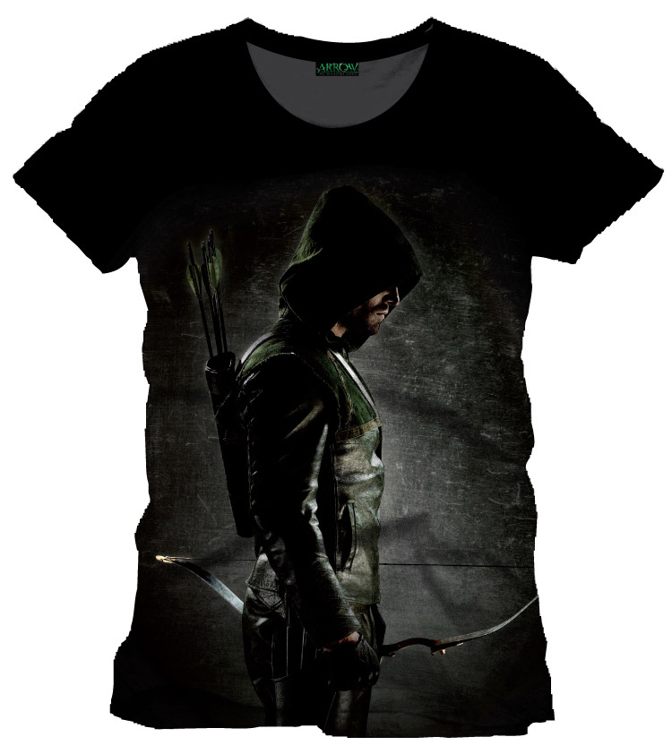 Arrow T-Shirt Archer Size L