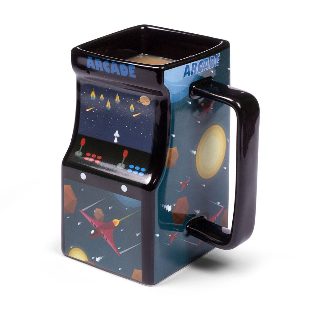 ORB Heat Change Mug Arcade