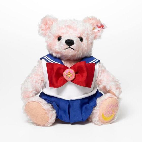 Steiff x Sailor Moon Teddy Bear 28 cm